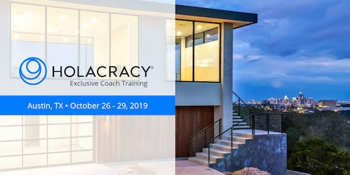 Exclusive Holacracy Coach Training Hosted by HolacracyOne Founder Brian Robertson