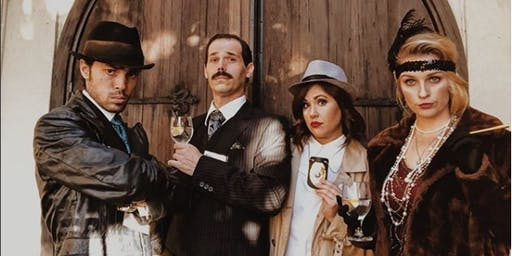 Murder Mystery Dinner Theater In Stillwater