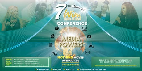 7th Annual Women In Media Conference tickets