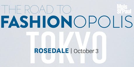 The Road to Fashionopolis: Rosedale tickets
