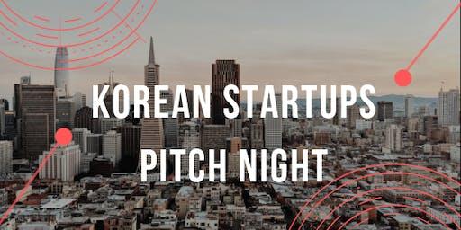 Korean Startup Pitch Night at 360 Lab San Francisco 10/01/19 6:30PM