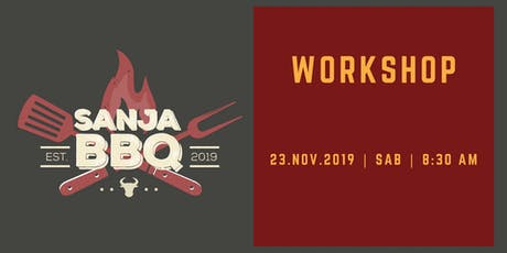 Sanja BBQ - I Workshop de Churrasco ingressos