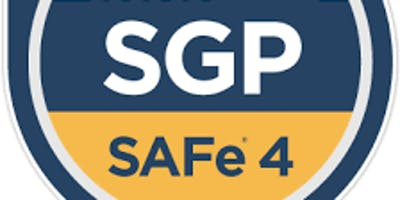 SAFe for Government 10/29-10/30