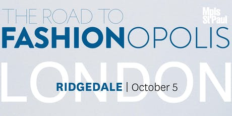 Road to Fashionopolis: Ridgedale tickets