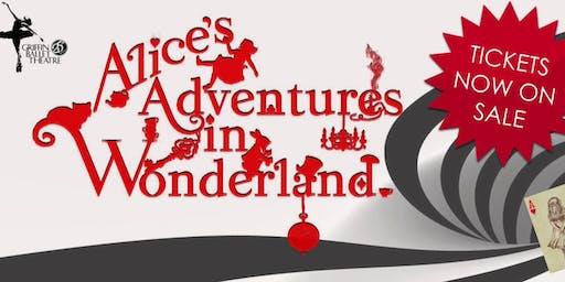 Alice's Adventures in Wonderland 2019 Friday evening Griffin Ballet Theatre