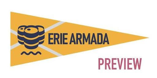 Erie Armada 9/20/19 PREVIEW