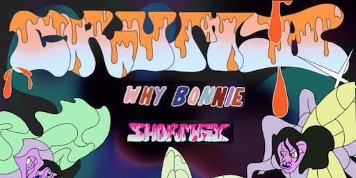 CRUMB • Why Bonnie • Shormey