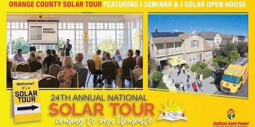 South Orange County Solar Tour