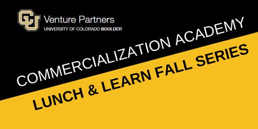 Commercialization Academy: Tales from the Trenches with Founder of Stateles