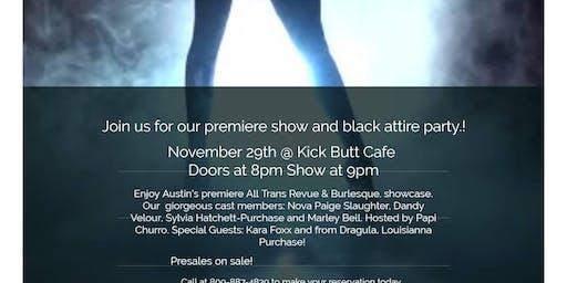 Bizarre Strippers Burlesque presents Black Attire Party