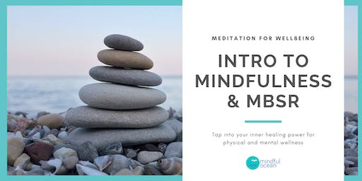 Mindfulness-Based Stress Reduction Free Intro Class in TST