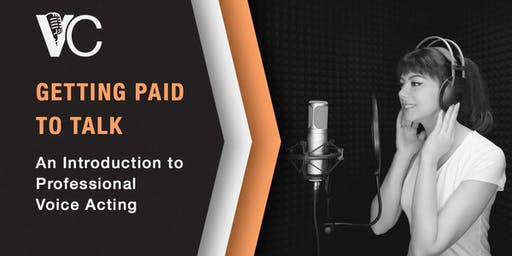 Atlanta - Getting Paid to Talk, Making Money with Your Voice