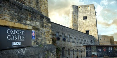 Paranormal Investigation @ Oxford Castle & Prison