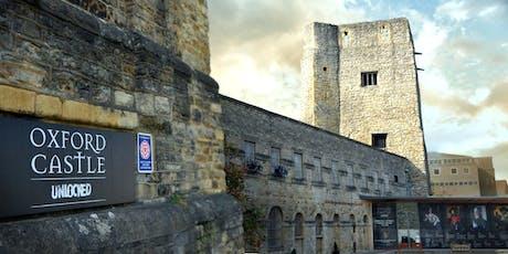 Paranormal Investigation @ Oxford Castle & Prison tickets