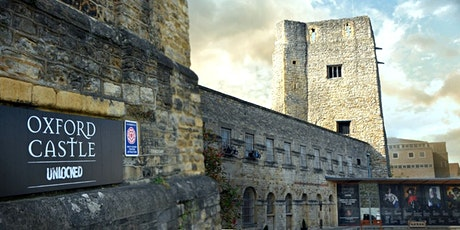 Paranormal Investigation @ Oxford Castle & Prison tickets