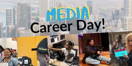 InPathways-The Chicago Track: Media Career Day! tickets