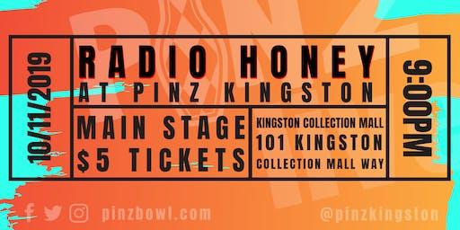 Radio Honey at PiNZ LIVE Tickets, Fri, Oct 11, 2019 at 9:00