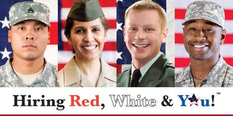 Hiring Red, White & You! Job Fair 2019 tickets