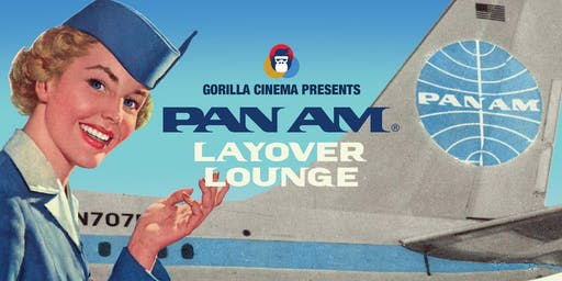 Pan Am Layover Lounge