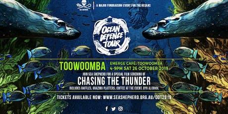 Sea Shepherd's Ocean Defence Tour 2019 - TOOWOOMBA  tickets
