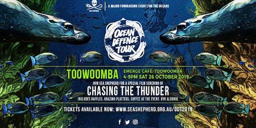 Sea Shepherd's Ocean Defence Tour 2019 - TOOWOOMBA