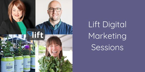 Lift Sessions: Locally Grown