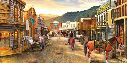 Visit a recreation of the Wild West in Miami!