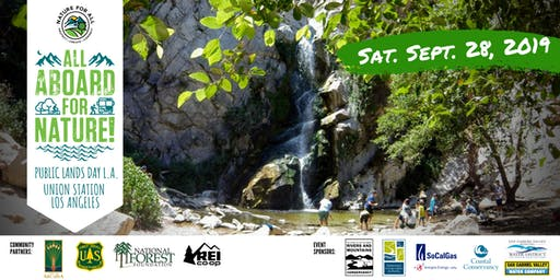 ALL ABOARD FOR NATURE! Trip #5: Sturtevant Falls in San Gabriel Mountains