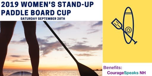 2019 Women's Stand Up Paddle Board Cup