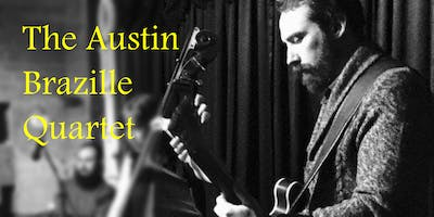 Austin Brazille Quartet at The Esquire Jazz Club