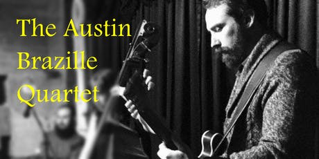 Austin Brazille Quartet at The Esquire Jazz Club tickets