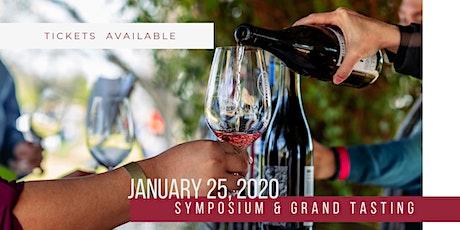 AZVA Symposium and Grand Tasting tickets