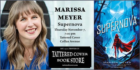 An Evening with Marissa Meyer, Book Talk & Signing tickets