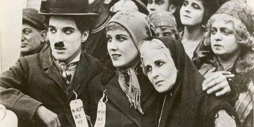 Screening of Charlie Chaplin's The Immigrant (1917) with Live Musical Performance