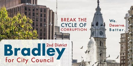 Bradley for Council Fundraiser tickets
