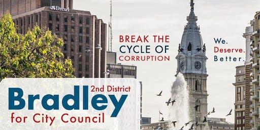 Bradley for Council Fundraiser