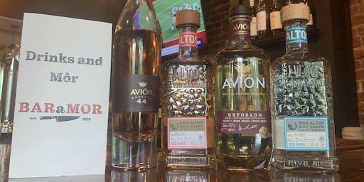 Baramor Newton: Tequila Dinner