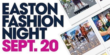 Wine & Design at Easton Fashion Night tickets