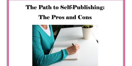 The Path to Self-Publishing: The Pros and Cons