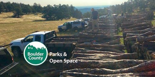Walker Ranch Firewood Sale, Sept. 28