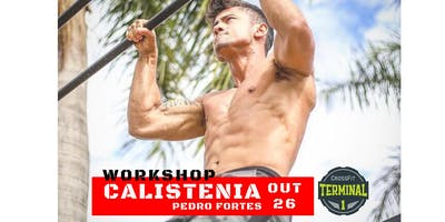 Workshop Calistenia - Pedro Fortes