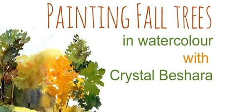 Painting Fall Trees with Crystal Beshara tickets