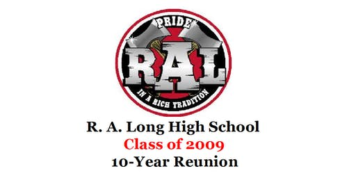 R. A. Long Class of 2009 10-Year Reunion