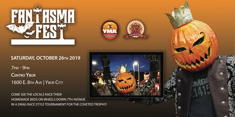 2nd Annual Fantasma Fest | Legend of the Pumpkin King Parade tickets