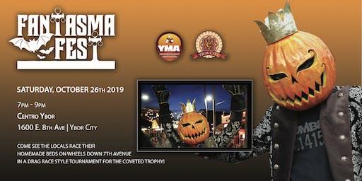 2nd Annual Fantasma Fest | Legend of the Pumpkin King Parade