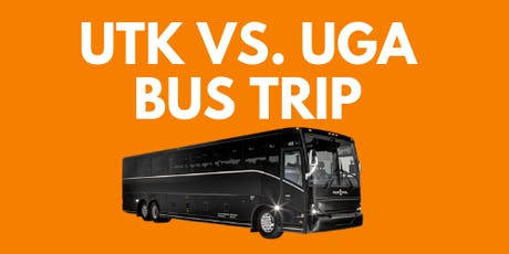 UTK/UGA Bus Trip - Vols vs Dawgs Showdown at Neyland Stadium tickets