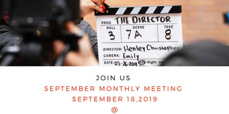 WiFT September Monthly Meeting tickets