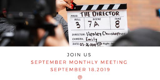 WiFT September Monthly Meeting
