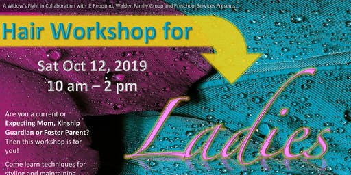 Ladies Hair Workshop