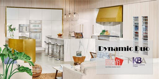 Dynamic Duo - ASID OC and NKBA at Thermador